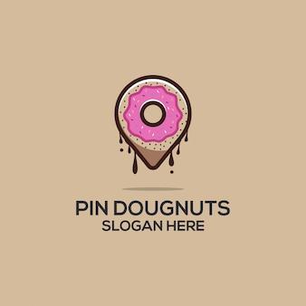Pin donut