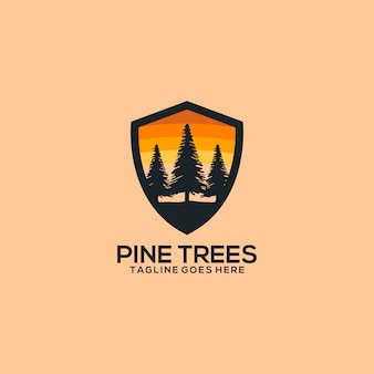 Pine logo