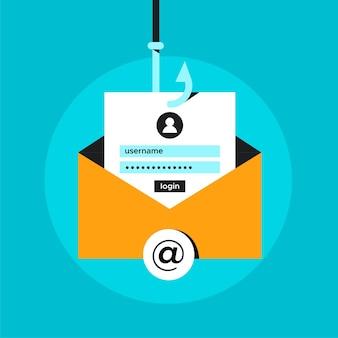 Piratage et vol de comptes en ligne