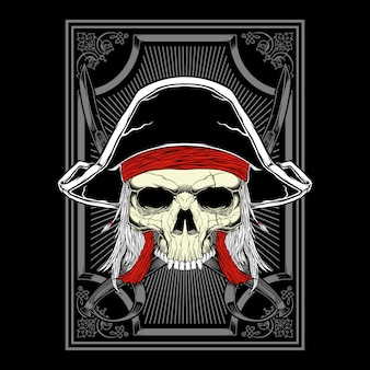 Pirate de crâne