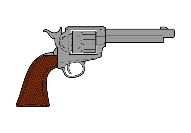 Pistolet rétro
