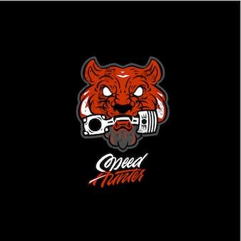 Piston beat hunter de vitesse hunter