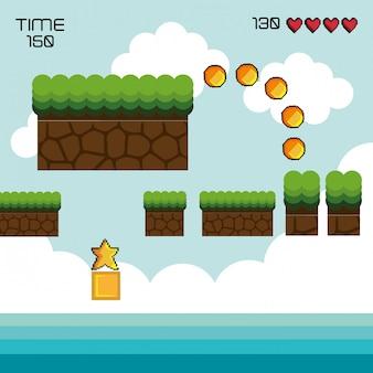 Pixel d'affichage du jeu