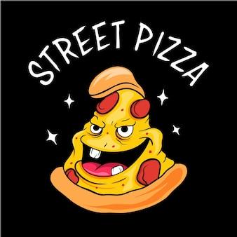 Pizza de rue