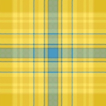 Plaid de modèle sans couture moderne. tissu à texture carrée. textile écossais tartan.