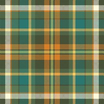 Plaid modèle sans couture moderne. tissu de texture carrée. textile écossais tartan.