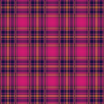 Plaid en rose