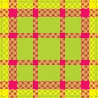 Plaid sans couture moderne. textile écossais tartan.