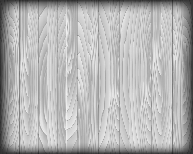 Planche de bois grise pour le fond