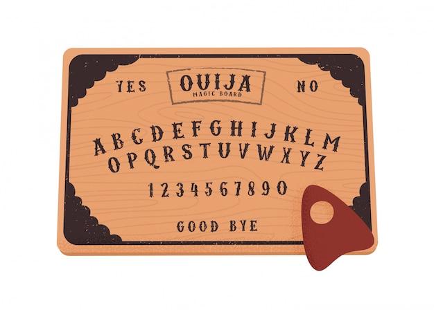 Planche ouija