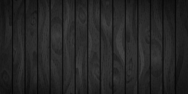 Planches de bois réalistes avec texture