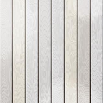Planches verticales en bois.