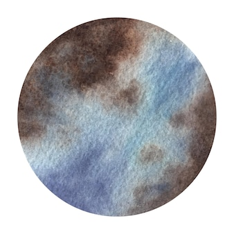 Planète aquarelle