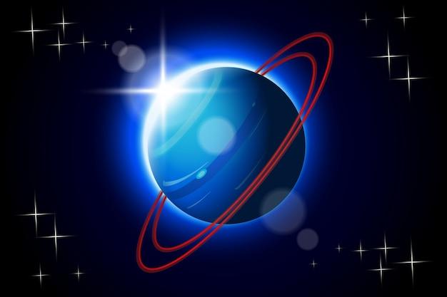 Planète uranus
