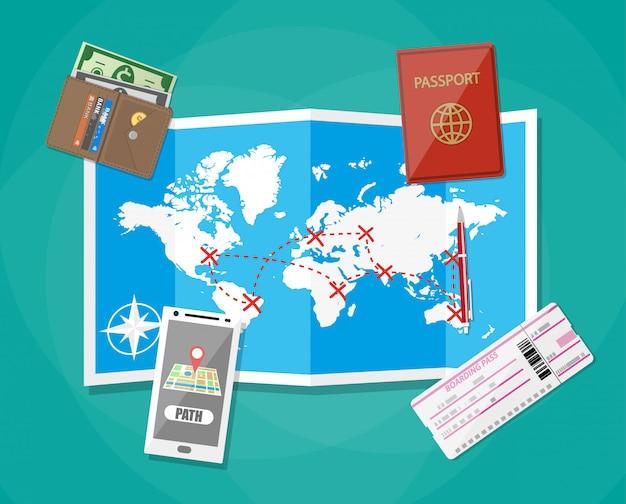 Planifier un concept de vacances