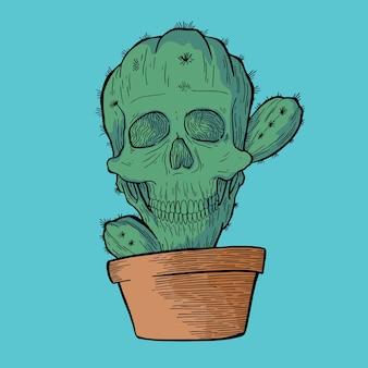 Plante monstre