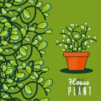 Planter en pot