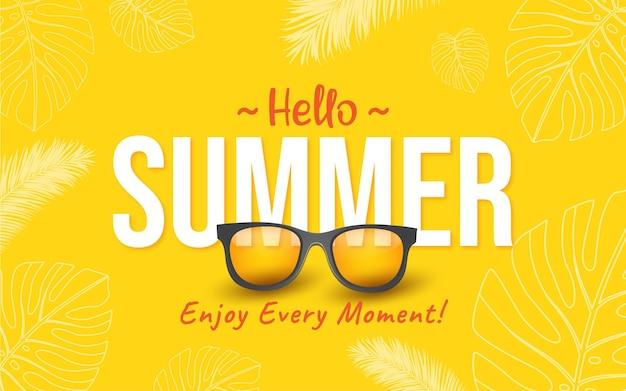 Plat bonjour été