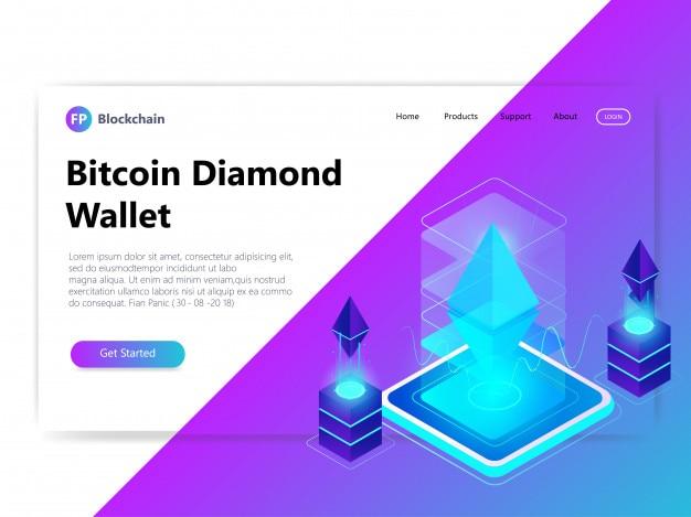 Plateforme d'échange isométrique bitcoin diamond