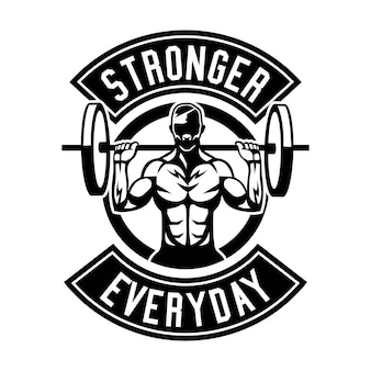 Plus fort tous les jours