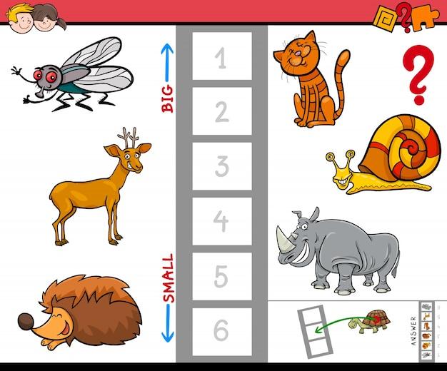 Le plus grand jeu éducatif pour les enfants