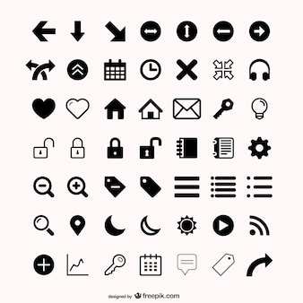 Plus de matériel vecteur d'utilité icône