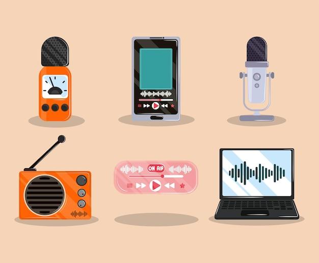 Podcast en ligne