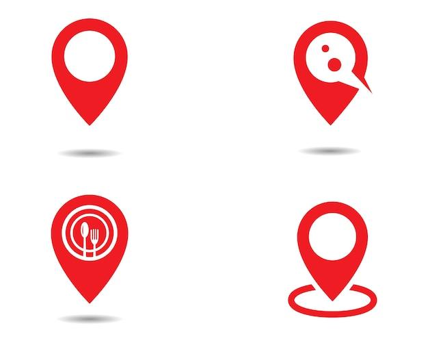 Point de localisation logo