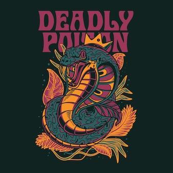 Poison mortel