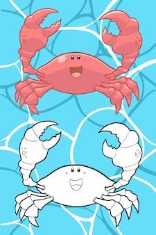 Poisson crabe