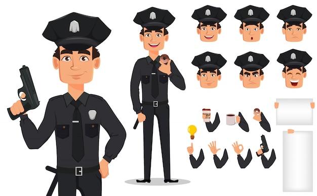 Policier, policier