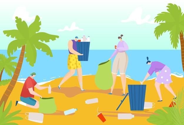 Pollution plastique de l'environnement