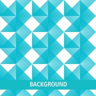 Polygones d'arrière-plan abstraits