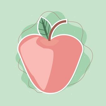 Pomme fruits frais