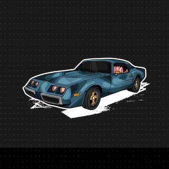 Pontiac firebird trans am classique