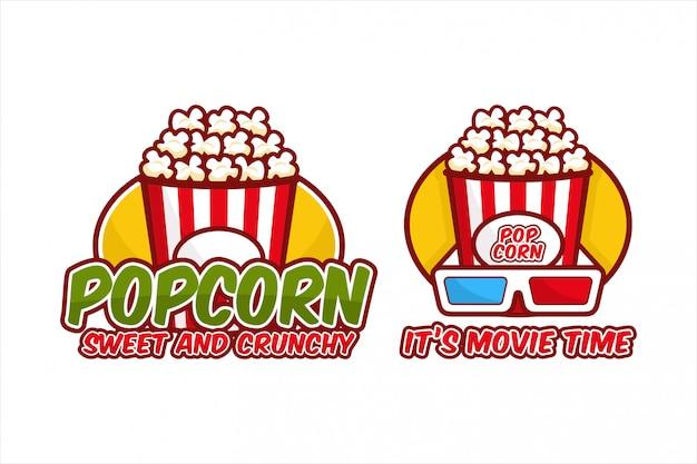 Popcorn temps de film doux et croquant