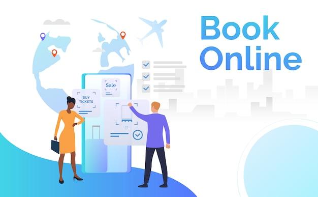 Porte-documents pour voyageurs d'affaires