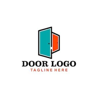 Porte logo