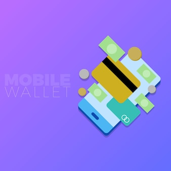 Portefeuille mobile