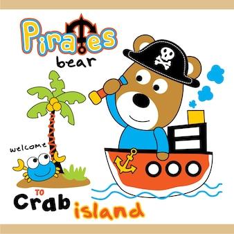 Porter les pirates