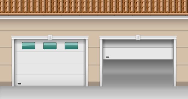 Portes de levage de garage