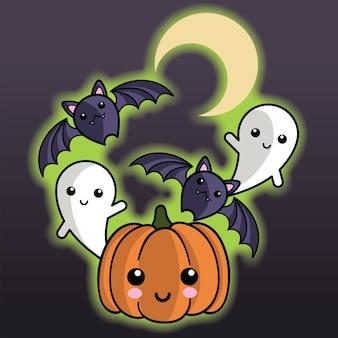 Potes d'halloween
