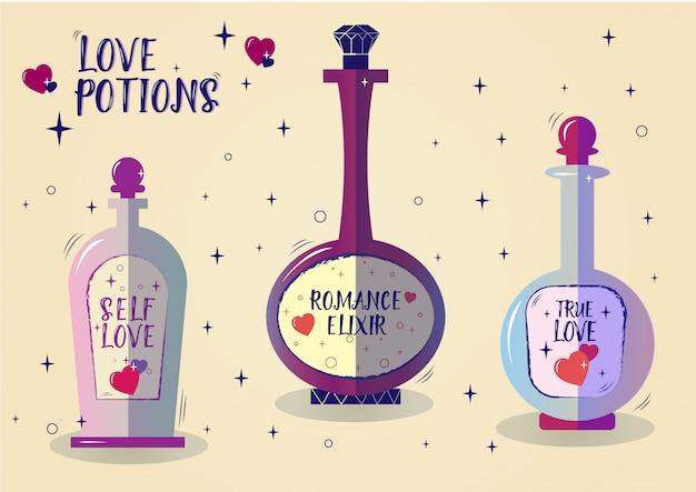 Potions d'amour