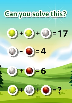 Pouvez-vous résoudre cette feuille de travail