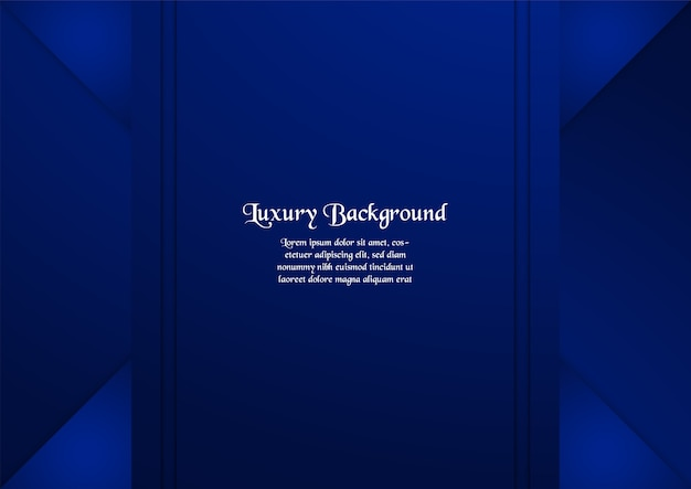 Présentation d'affaires de couverture de prime, bannière de web, invitation de mariage et emballage de luxe