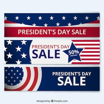 Présidents des coupons de réduction d'une journée
