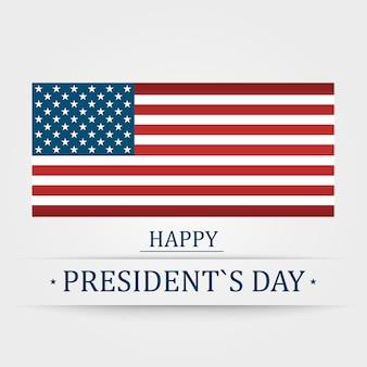 Présidents day aux usa