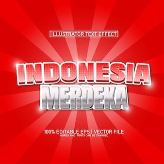 Prime d'anniversaire indonésienne