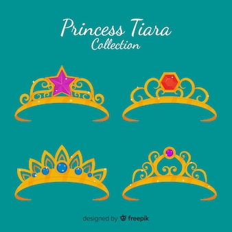 Princesse plate tiara collectio