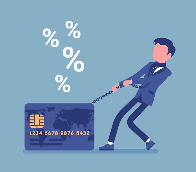 Problème de taux de pourcentage de carte de crédit